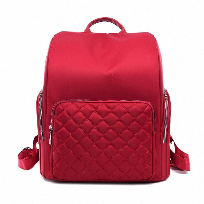 Zaino pannolino nuovo modo per Baby grande capacità Tasche Diaper Bag per la Madre di viaggio passeggino Borsa 0aXX #