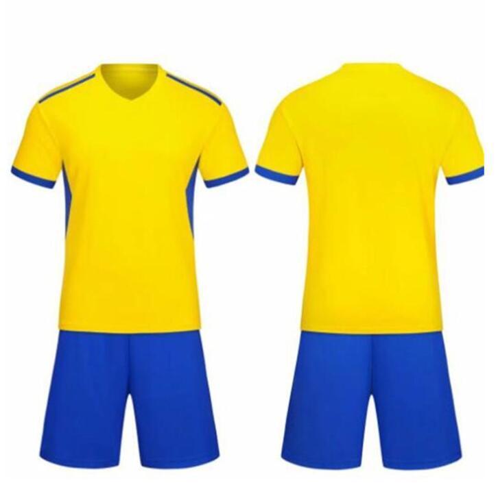 2021 2022 Nuovo Arrivo Blank Soccer Jersey Kit uomo Personalizza Vendita calda Top Quality T-shirt T-shirt T-shirt Magliette Jersey Camicie da calcio 07