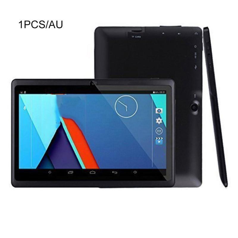Ana Seyahat için Q88 Dört çekirdekli Tablet Pc 7 inçlik A33 Ekran Yüksek performanslı Esansiyel
