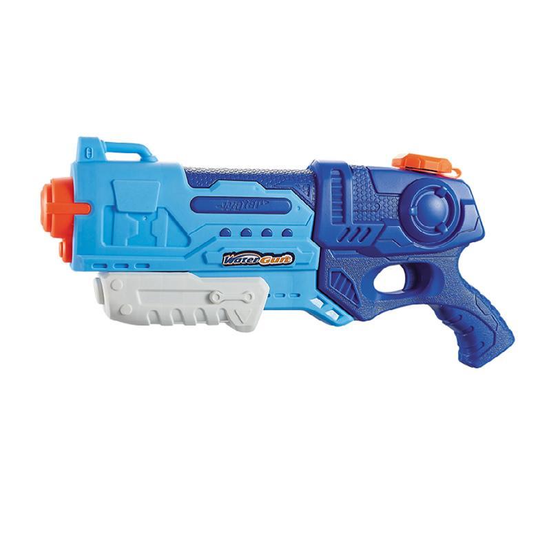 Juguetes Pistola de agua QS811-30-1 900ML CAPACIDAD CAPACIDAD AIRE POSTRIZADO TRABAJA DE VERANO PISCINA DE VERANO PISCINA DE PISCINA DE PISCINA 1PC / POLY PAQUETE