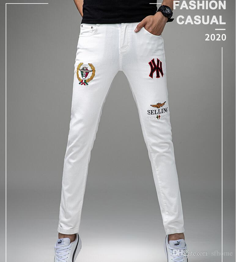 Fashion Designer men Shirts Men's Jeans Pant Slim Men's Pants Personal men women hooide t shirt and shirts joggers Male Jacket 8S