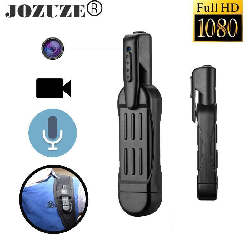 Mini câmeras jozuze câmera t189 caneta full hd 1080p secreto corpo wearable digital dvr dvr pequeno dv camcorder support1