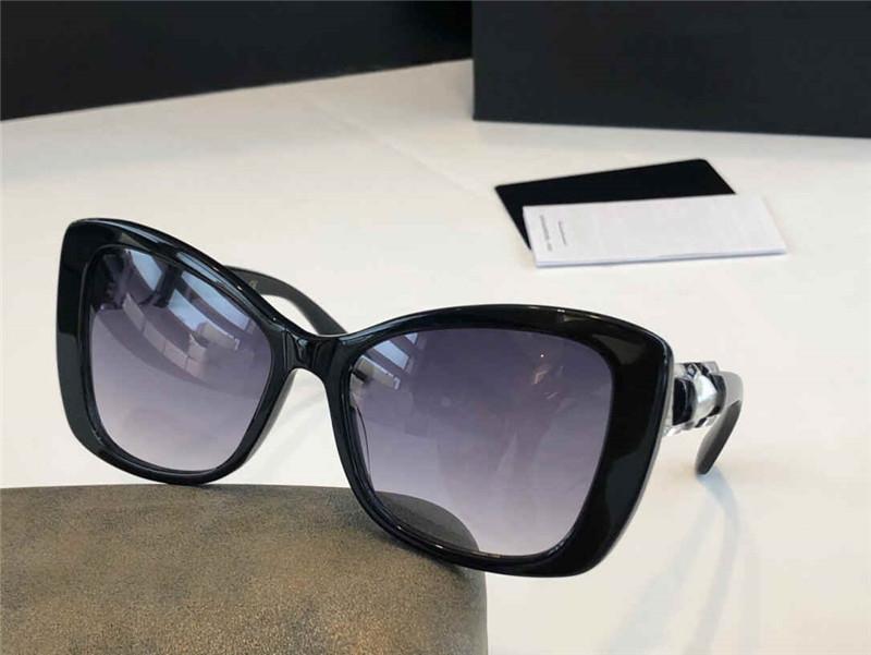 A71753 Yeni Stil Bayanlar Basit Moda UV Koruma Güneş Gözlüğü Kedi Göz Çerçevesi Popüler Gözlük UV400 Koruma Yüksek Kaliteli Kutu Ile Geliyor