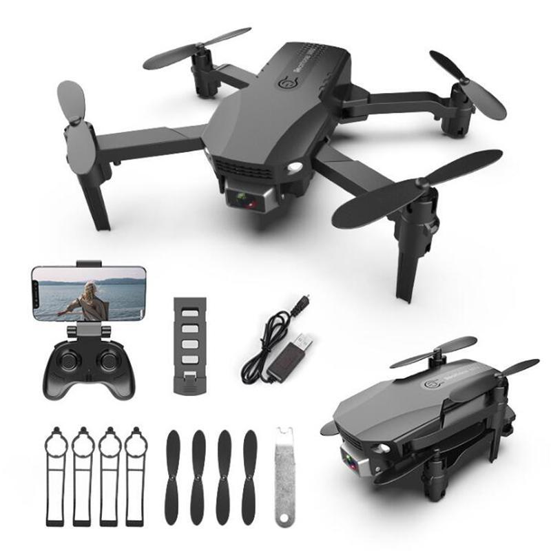 نرحب دروبشيب! R16 بدون طيار 4 كيلو hd عدسة مزدوجة البسيطة بدون طيار wifi 1080 وعاء في الوقت الحقيقي انتقال fpv بدون طيار الكاميرات المزدوجة طوي rc quadcopter لعبة