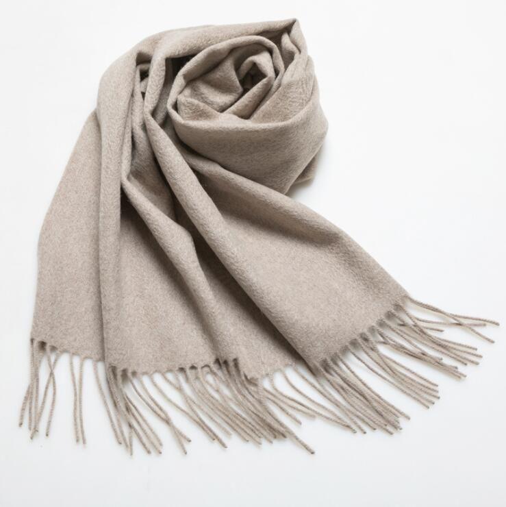 2021 новая шерстяная зимняя кашемировая шарф теплый вязаная пара шарфы обернуть шерсть шарф шаль для женщин оптом для женщин