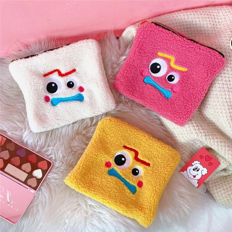 Novel Borsa Borsa Cosmetica Cosmetica Donne Girls Toilery Make up Clutch cosmetico per il telefono Beauty Phone Borsa Organizer Viaggio MBHMN