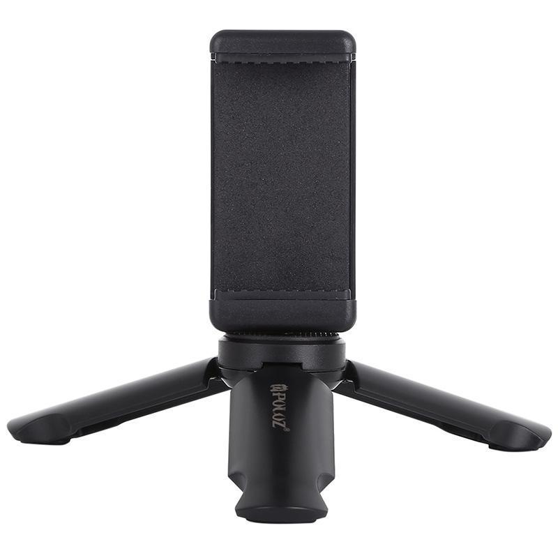 삼각대 미니 스탠드 삼각대 휴대 전화 클램프 클립 휴대용 브래킷 내구성 안정적인 홀더 SGA998