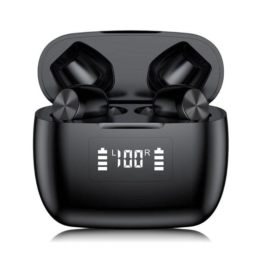 T9 TWS Wireless Bluetooth 5.0 Earphones Charging Case LED Display Waterproof Earphone Auto Pairing Transmission Distance New Arrival