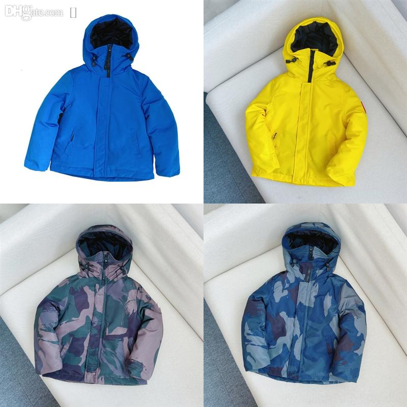 IQMUW Hombres de invierno fresco Moda casual Chaqueta de alce al aire libre Hombre caliente Down Chaqueta Hombre Chaquetas de invierno Outwear Coat Parkas Canadá Niños
