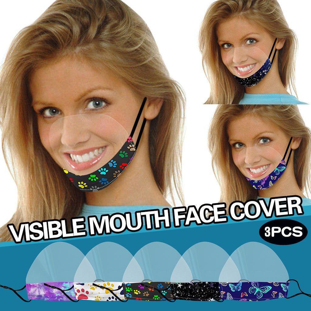 Adult Printing Designer Mask For Face Headband Bandana Reusable Mask For Face Fashion Mascarillas Mondmasker Masque Maske Masken