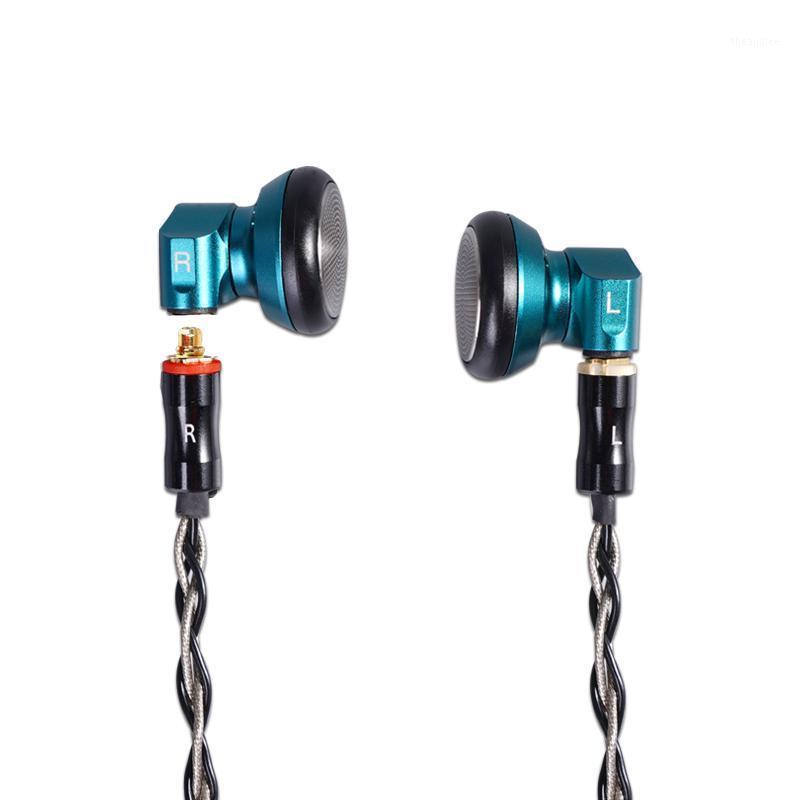 Headphones & Earphones Yincrow RW-2000 Flagship HIFI Metal CNC Earphone 15mm Dynamic Drive Earbud MMCX 2.5mm/4.4mm Balanced IEM RW-1000 ST-1