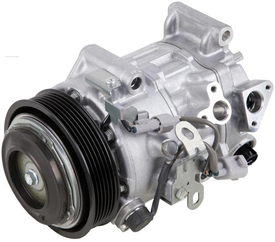LEXUS GS350 16 RWDCar klima kompresörü 60-03726NC için LEXUS GS200T 16 için kilit sensörü ile Toyota RAV4 2013 için