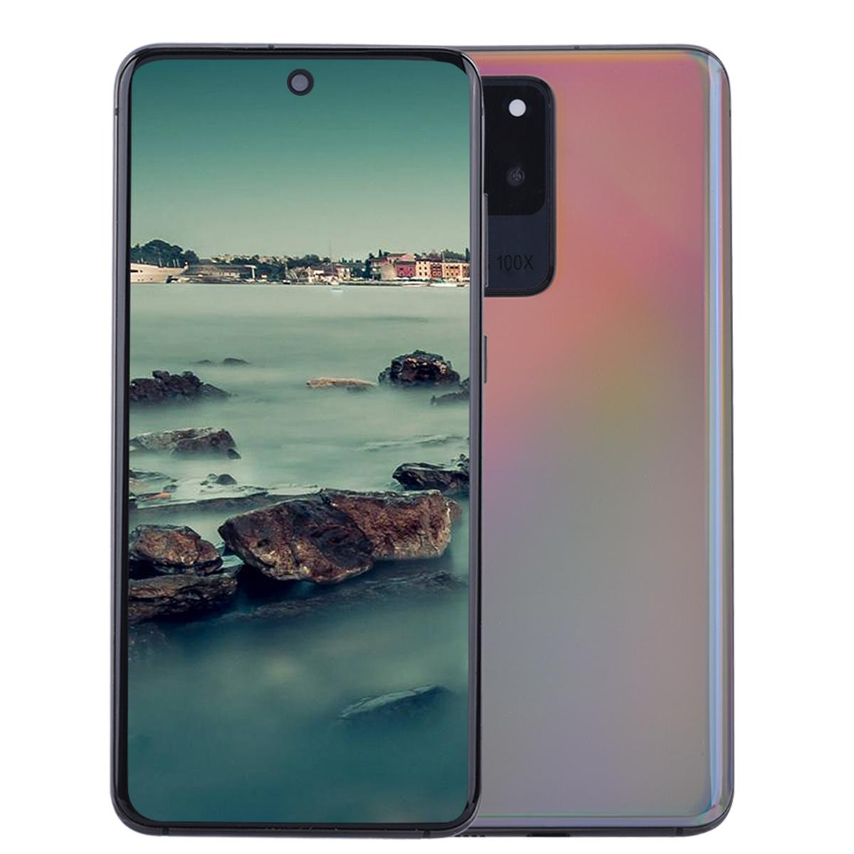 """256GB 512GB Octa Core Goophone S20U GPS20 Ultra 5G V4 Android 10 6.9"""" Punch-hole Full Screen Face ID Fingerprint 4 Cameras 4G LTE Smartphone"""