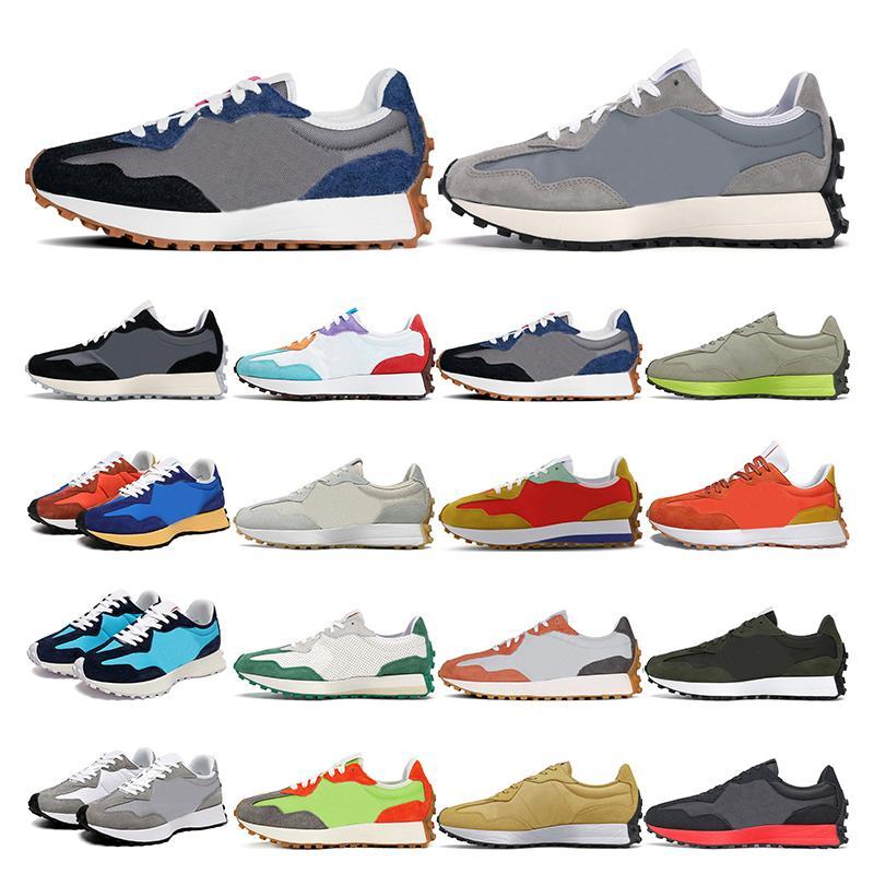 2021 scarpe da corsa grigio chiaro beige nero oliva Blue Orange Mens delle donne allenatore all'aperto scarpe da tennis sport a piedi da jogging dimensioni epoca 36-45
