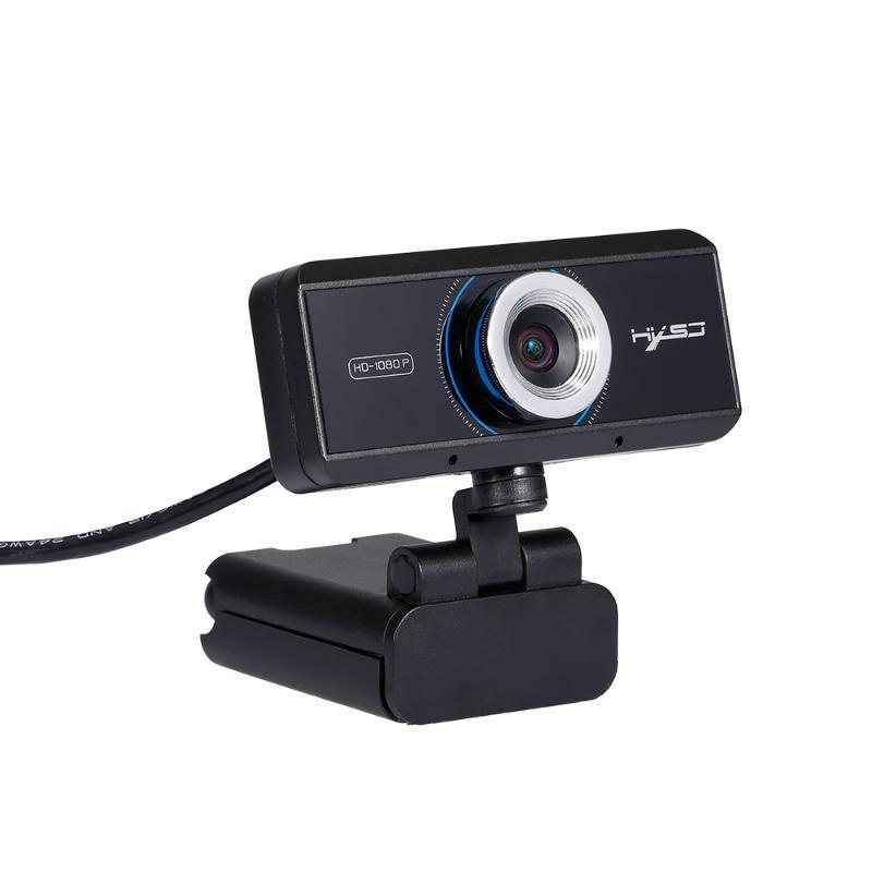 Manual de HXSJ S4 HD 1080p Webcam Foco Camera Computador Microfone embutido Vídeo Chamada Web Camera para PC Webcam Laptop