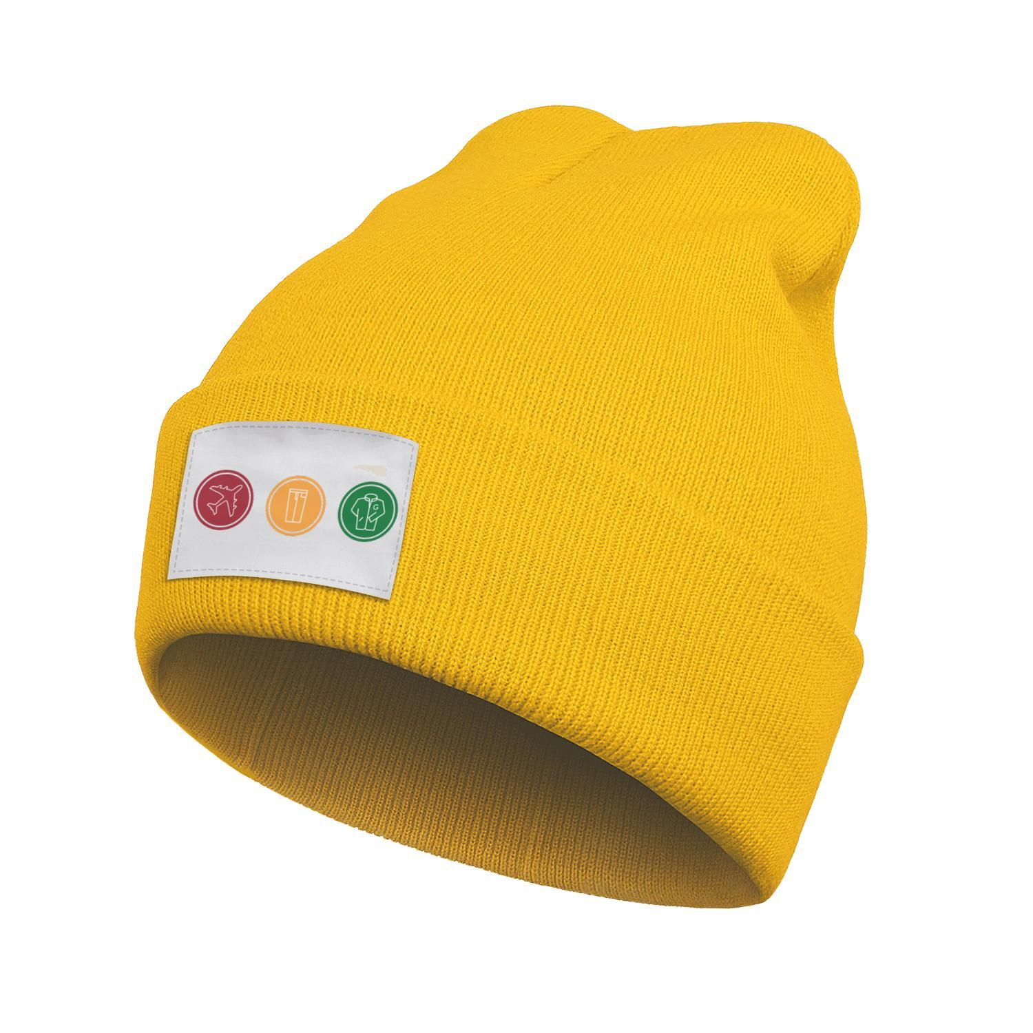 Unisex Fashion Beanie Skull Hats Blink 182 Take Off Your Pants and Jacket Slouch Cool Knitted Cap