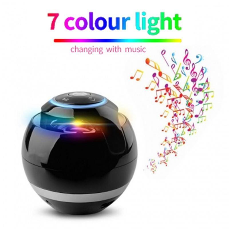 Sem fio Bluetooth Speaker Subwoofer Mini Speaker Portátil para / Android