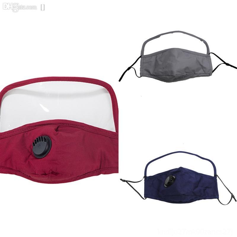 Fujyr Kat Açık Dokuma Spor Katmanları Yüz Maskeleri Tek Kullanımlık Earloop Anti-Toz Yüz Maskesi Ağız Maskeleri Yetişkin Maske Mavi Maske ile Nakliye