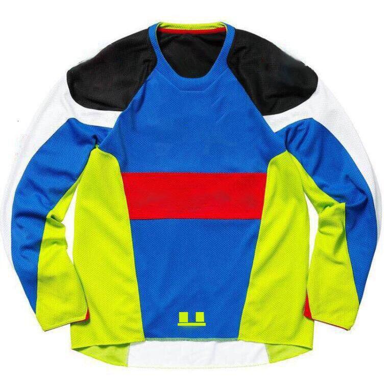 Sudadera de tirón de motocicleta de carreras de verano, traje de copa de copa de montaña, poliéster se puede personalizar