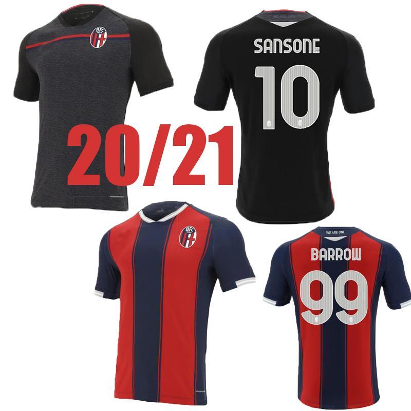 Acquista Top 2020 2021 Bologna 1909 Jersey Di Calcio Casa Away Orsolini 2021 Maglie Da Calcio Sansone Dominguez Tomiyasu Soriano Barrow T Shirt Da ...