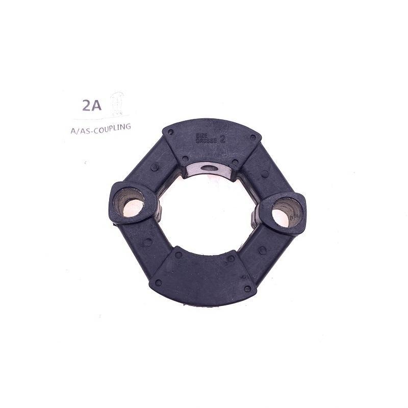 El envío libre 2pcs / lot CF-A-002A / AS alternativa 02A tamaño CENTAFLEX elemento de goma acoplamiento / 02AS