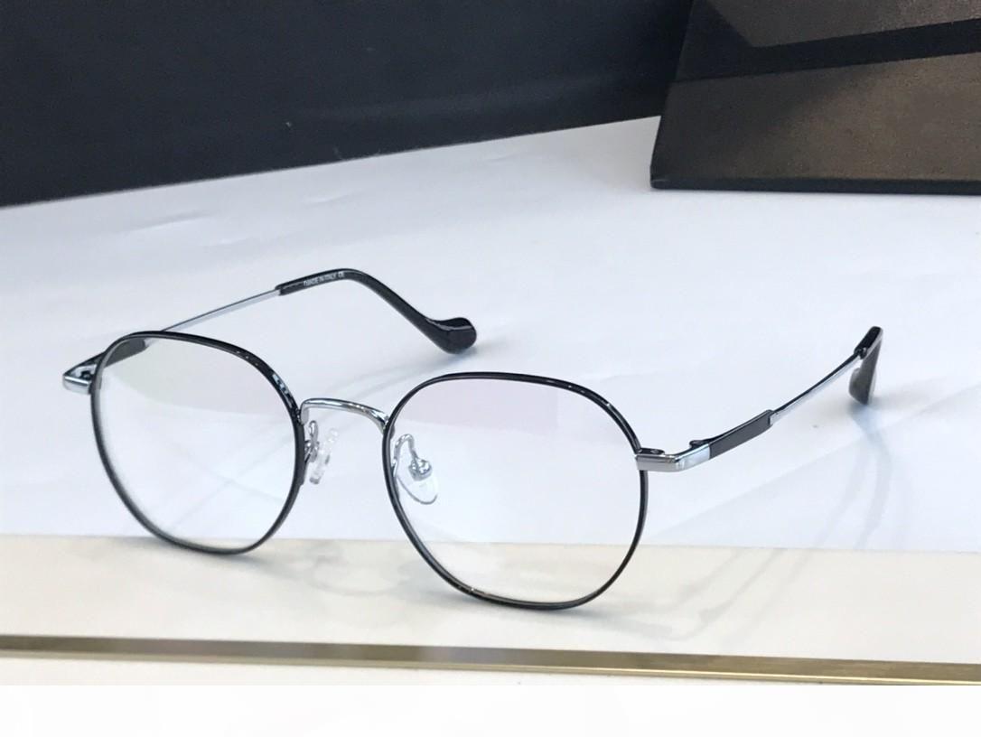 Moda 60112 Occhiali Cornice Uomo Donna Occhiali da vista Cornice Ferran Myopia Occhiali Cornice Clear Lens Occhiali da vista Occhiali da vista