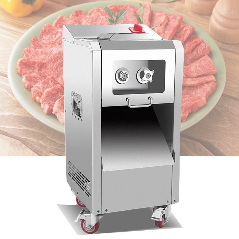 Fleischschleifer 2200W-Maschine zum Schneiden von Hochleistungs-Slicer-kommerzieller vertikaler Shredder Jagde1