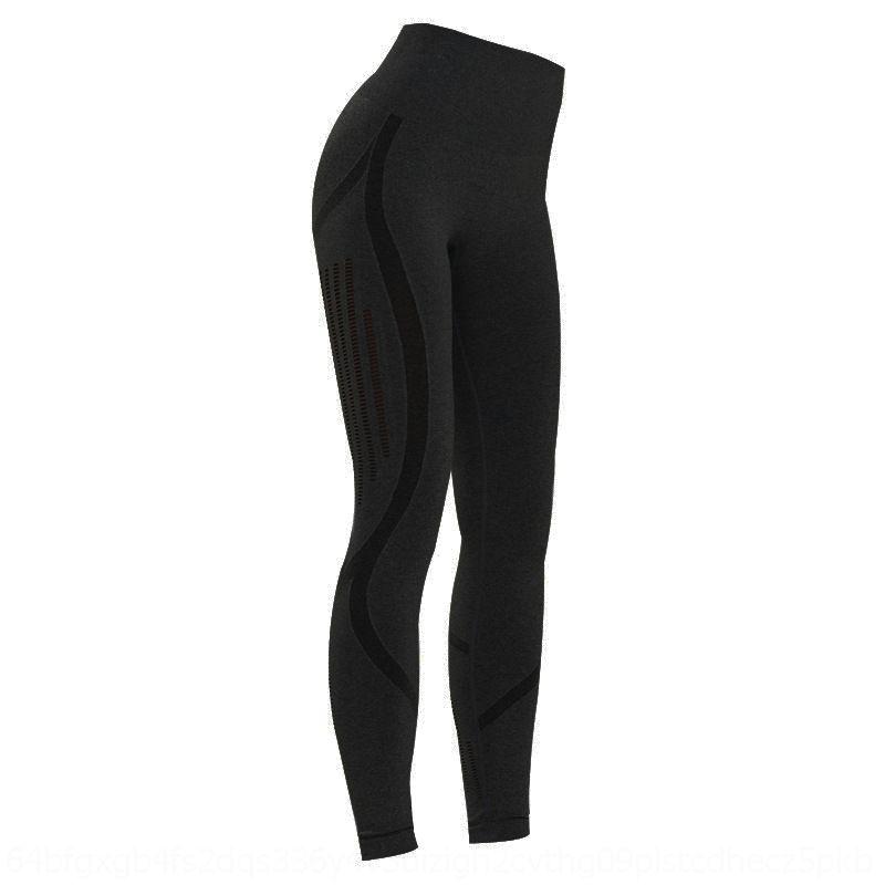 UoiFB Şeftali Kalça Spor kadın Dikişsiz Yüksek Bel Sıkı Kalça Kaldırma Yoga Hızlı Kuru Hollow Nefes Yoga Pantolon Spor Pantolon Pantolon Pantolon