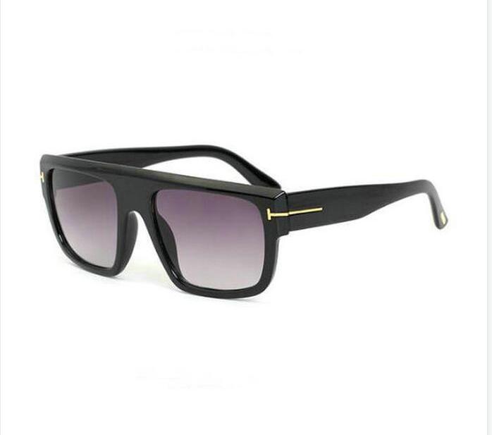Lüks Yüksek Qualtiy Yeni Moda 211 Tom Güneş Gözlüğü Adam Kadın Erkek Için Erika Gözlük Ford Tasarımcı Marka Güneş Gözlükleri Orijinal Kutusu ile