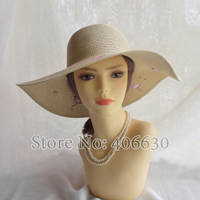 Широкие Breim Hats Летняя соломенная шапка для женщин Флоппи Sunbonnet Женская SDDS0171