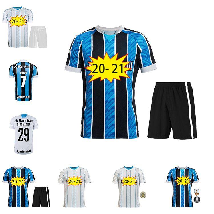 Novo 2020 Gremio Soccer Jersey 20 21 Gremio Miller Thiago Neves Diego Home Away Terceiro Futebol Camisetas Camisetas de Futbol