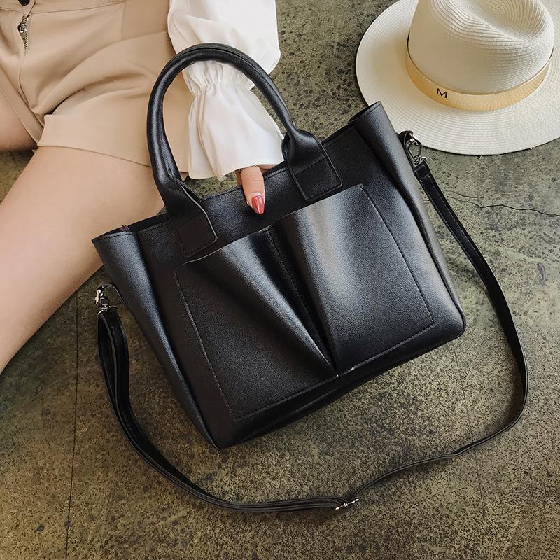 Mão 2020 Crossbody Designer- Versátil saco Estilo de grande volume Feminino novo saco casual mulheres sglkf