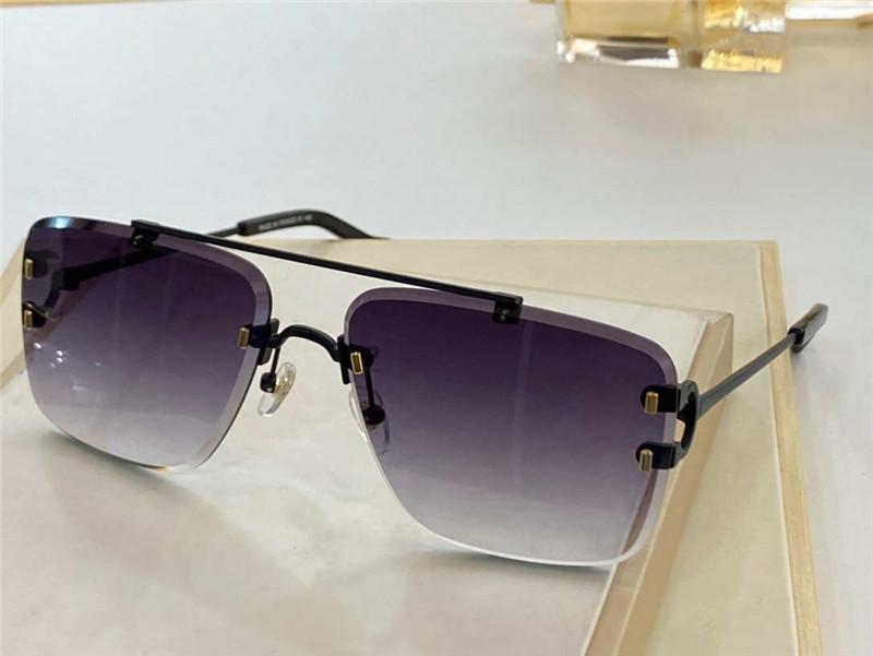0268 Усовершенствованные женщины и мужчины Солнцезащитные очки Ретро ретрансляционное зеркало без простого стиля для отправки очков