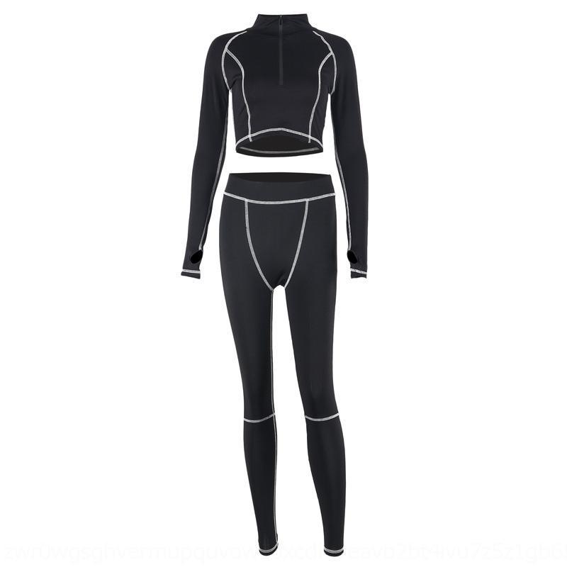 JE0S Nahtlose Frauenanzüge Fitness Yoga Kleidung Hohe Taille Gymnastik Gepolsterte Push-up BH 2 stücke Sportkleidung Set