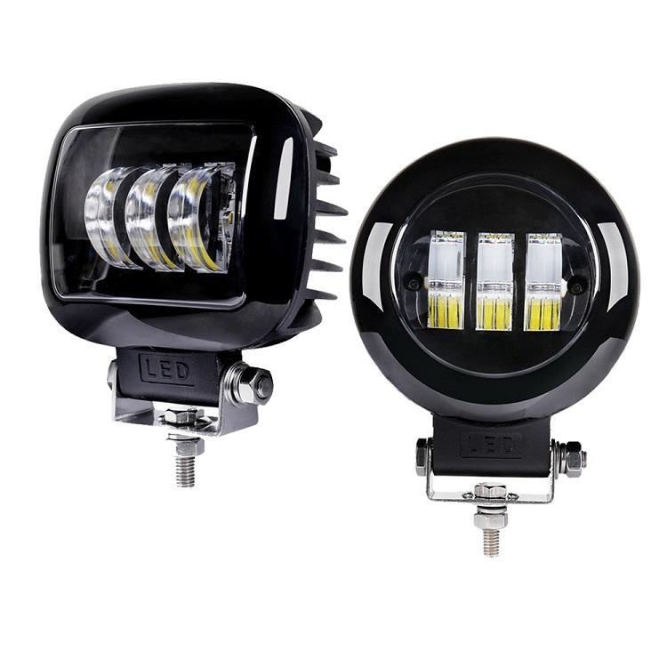 Yeni 4.5 inç 30w led çalışma ışığı 4x4 LED araba motoru Sis Işık İçin ATV UTV SUV Traktör Offroad 12V 24V ışık çubuğu