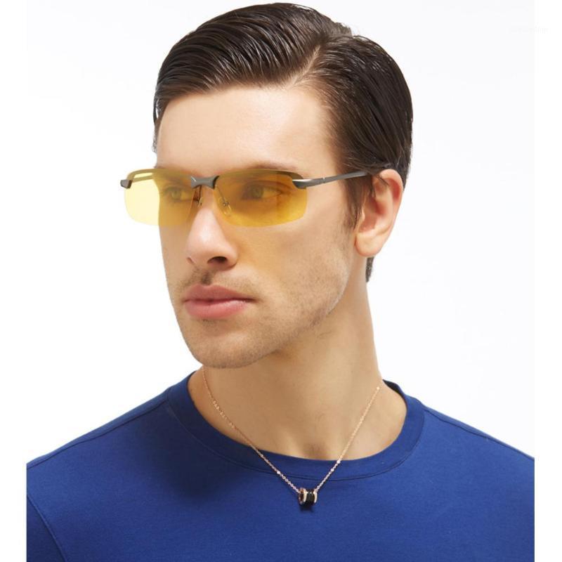 Солнцезащитные очки Missky Mount Mean Anti-Blare Вождение Очки Ночное видение Поляризованные Очки1