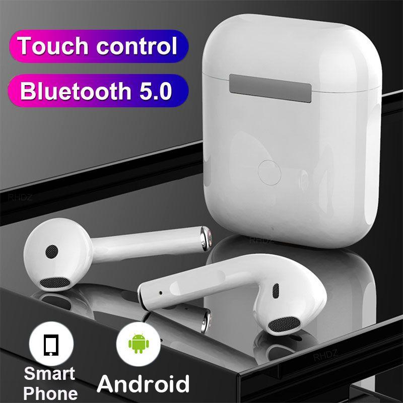 TWS Earbuds TG11 drahtlose Bluetooth-Kopfhörer Wasserdichte Sport-Kopfhörer mit Ladegerät Box 5.0 Handy Smart Touch Kopfhörer Für xiaomi