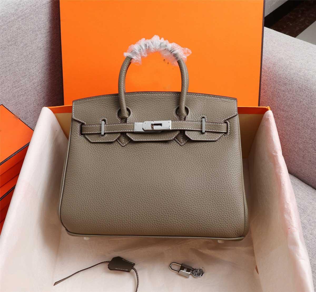 Heiß Verkauft Mode Echtes Leder Frauen Bostonbag Neue Geldbörse Crossbody Taschen Designer Handtasche Aktentasche Weibliche Paket berühmte Logo Ladys Tasche