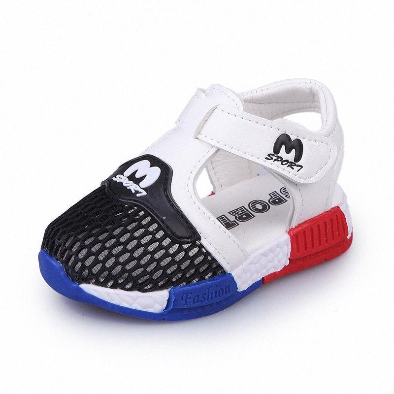 New Summer Kids Shoes Baby Boys Girls Sandals Outdoor Sports Beach Shoes Soft Breathable Casual Sandals For Toddler/Little Kids Kids l3Ue#