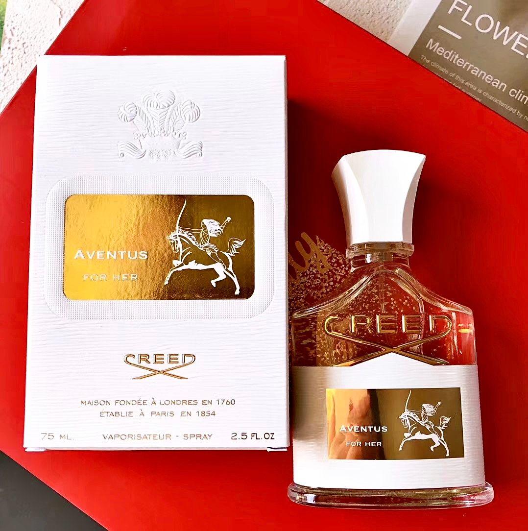 Cree Eventus für ihr Parfüm für Frauen mit langjähriger hoher Duft 75ml Gute Qualität kommen mit Kasten