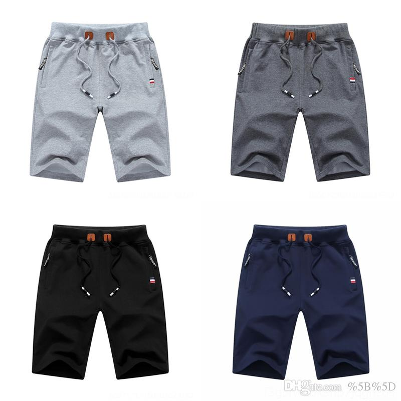 Myz Mens короткие шорты спортивные летние повседневные бермуды пляж спортивные мужчины спортивные шорты наружные культурные бодибиды фитнес брюки Slim Fit шорты