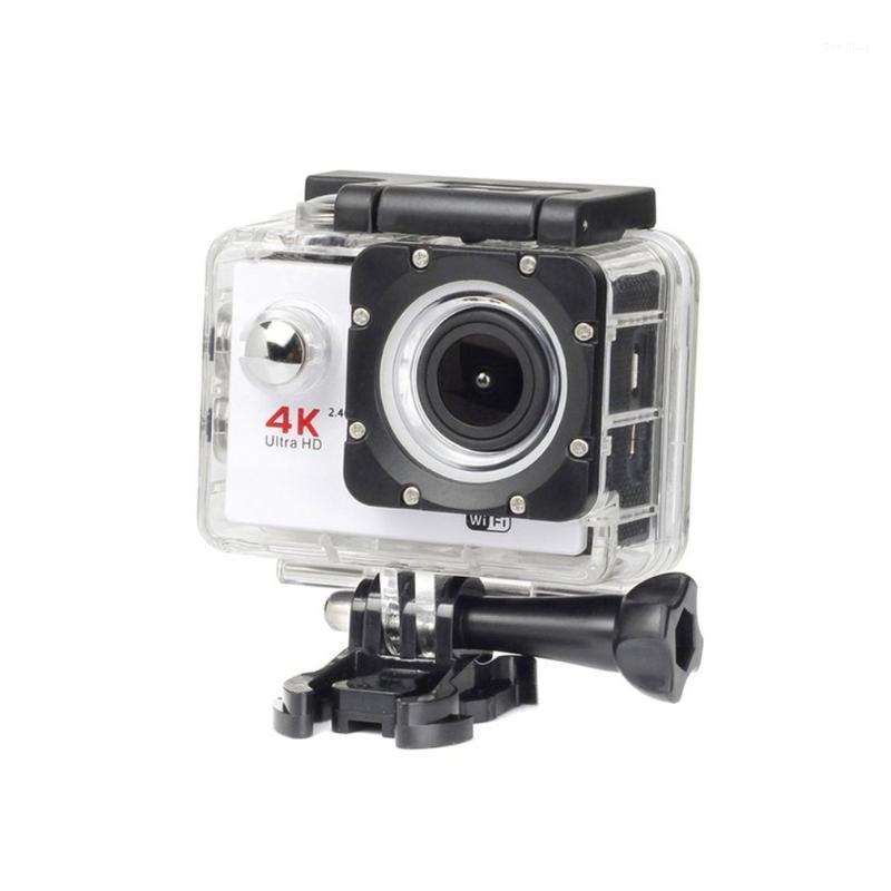 كاميرات الفيديو H16R 4K Wifi Remote 1080P مصغرة الحجم الترا HD الرياضة DV ماء في الهواء الطلق خوذة تحت الماء