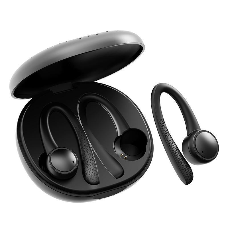Беспроводные наушники TWS Bluetooth 5.0 наушники Ear Hook Running стерео наушники с микрофоном Водонепроницаемый