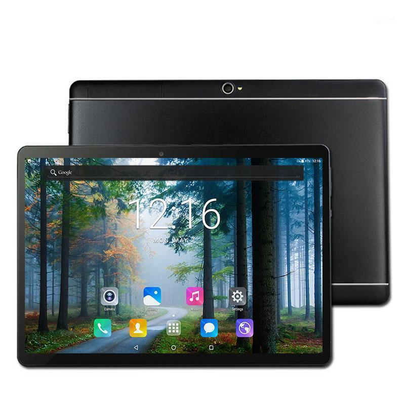 Tablet PC 2021 Android 8.0 OS 10 Inch Core 6G+128GB Cores 1280*800 IPS Screen Tablets 10.1 MTK8752 Google Tablet1