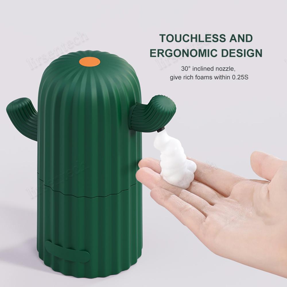 School Home Electric Sensor Auto Sensor Automático Dispensador Desinfectante Digital Digital Desinfectante Gel Soap Wash Spray Mano