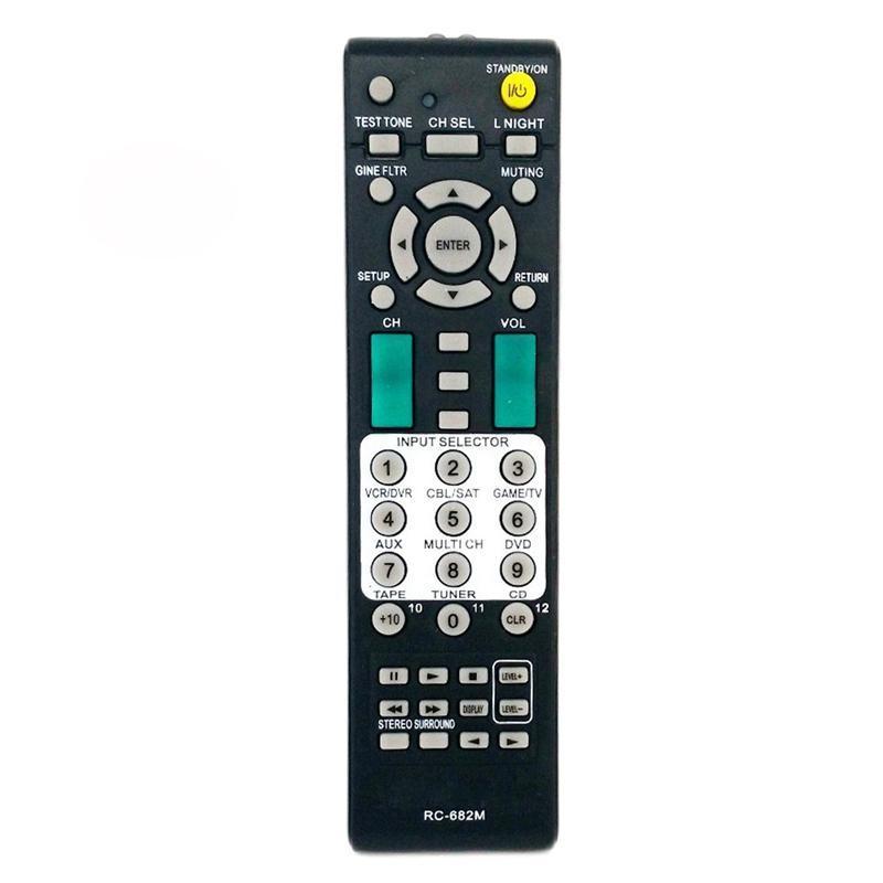 NEW-RC-682m per AV Onkyo Player Remote SR603 di controllo / 502/504 HTR550 RC-607m RC-606S TX-SR502-SR504 TX