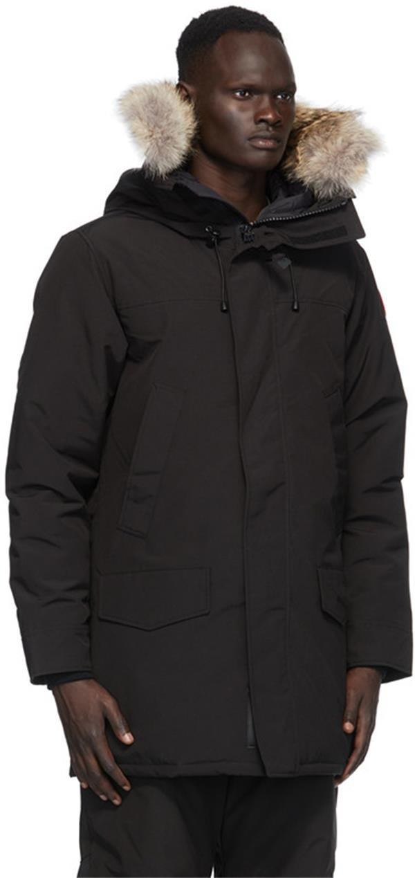 남성 겨울 코트 다운 재킷 옴므 야외 겨울 Jassen 겉옷 큰 모피 후드 Fourrure Manteau 다운 자켓 코트 Hiver 파카 Doudoune