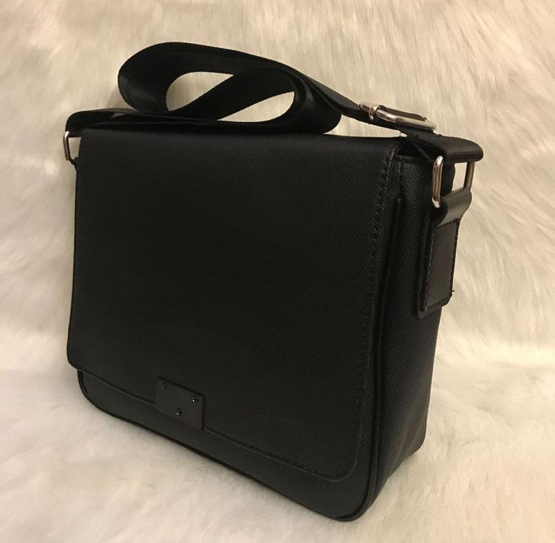 2020 neue Marke Leder Herren Umhängetaschen Design Kreuzkörper Messenger Bag Leder Bürobeutel für Männer Dokument Aktentasche Reisetaschen
