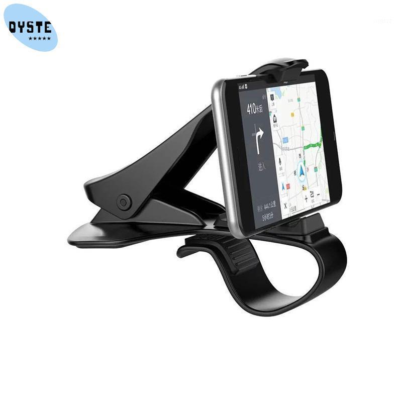 Titulaire de téléphone pour Huawei P10 P20 P30 Lite / Pro Y7 Y9 P Smart 2020 Honor 8x 9x 10 20 Porte-cellule Support de cellule Smartphone Voiture1