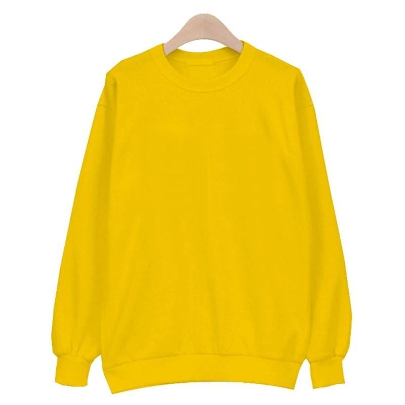 Женщины Толстовки 2020 весной и летом новый женский Письмо вышивки вокруг шеи пуловер Толстовка Женщины